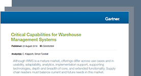 Softeon Warehouse Management Software | WMS | Softeon